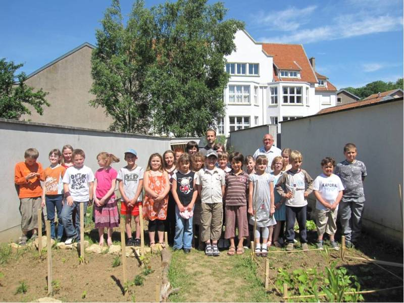 jardin primaire