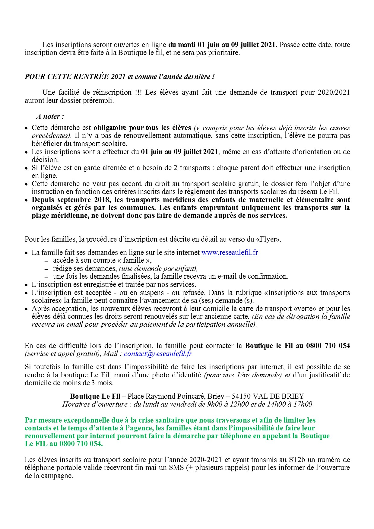 TRANSPORTS SCOLAIRES 3