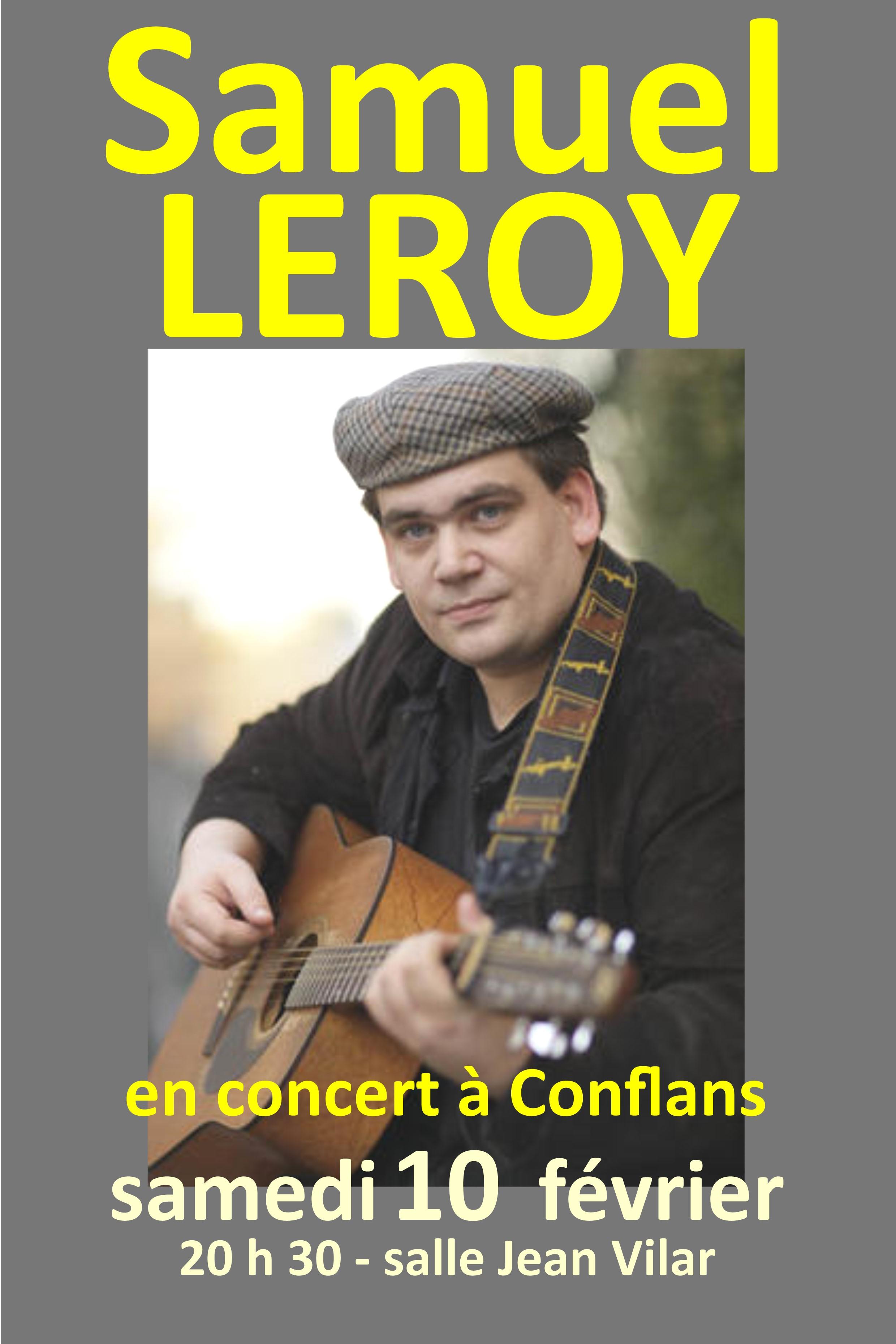 samuel leroy