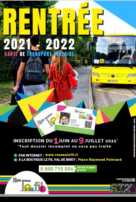 TRANSPORTS SCOLAIRES 1